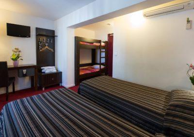 Grand Hotel Senia - Chambre quadruple