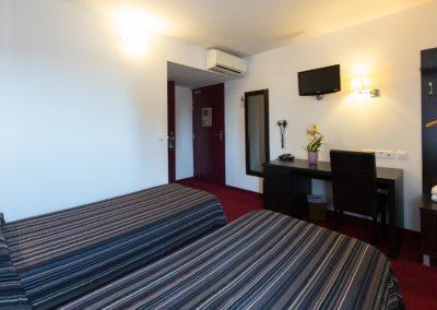 Grand Hotel Senia - Chambre twin