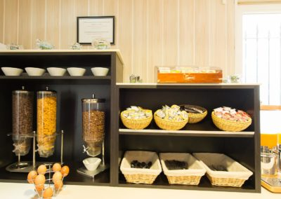 Grand Hotel Senia - Petit dejeuner produits frais