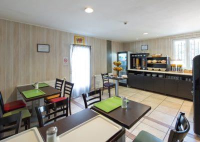 Grand Hotel Senia - Salle petit dejeuner