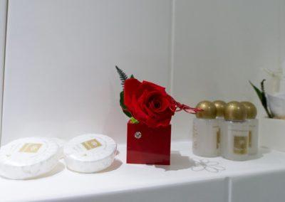 Grand Hotel Senia - Salle de bain produits