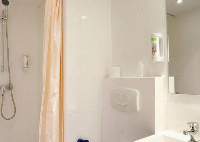 Grand Hôtel Sénia | Chambre twin salle de bain