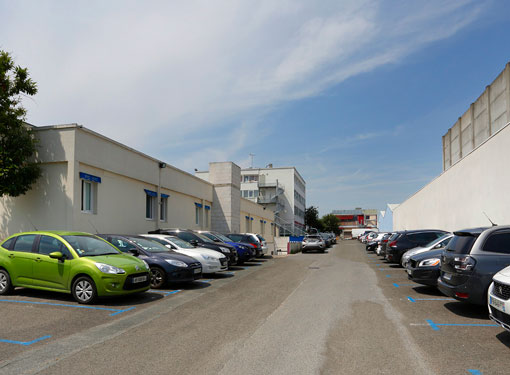 Grand Hôtel Sénia | Parking de l'hôtel